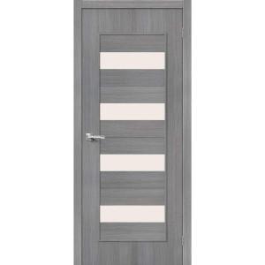 Межкомнатная дверь 3D-graf Тренд-23 3D Grey