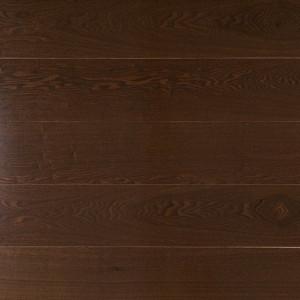Паркетная доска Amber Wood (Амбер Вуд) Ясень Шоколад