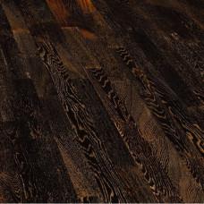 Паркетная доска Wood Bee Дуб Антик Блэк