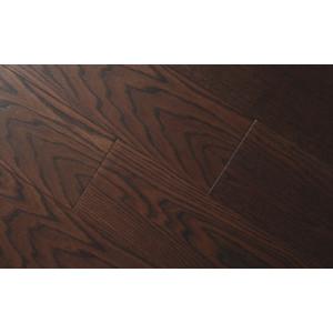 Паркетная доска Bau Master Exclusive Дуб брашированный Браун ЕО336