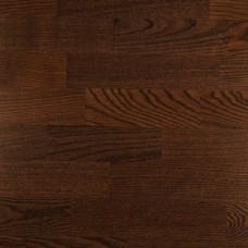 Паркетная доска Timber Ash Brown BR CL TL (Ясень темно-коричневый браш)