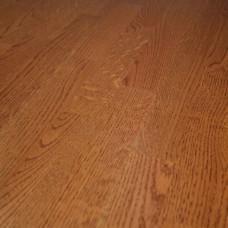 Паркетная доска Timber Red Oak Mokka BR CL TL (Дуб красный мокка браш)