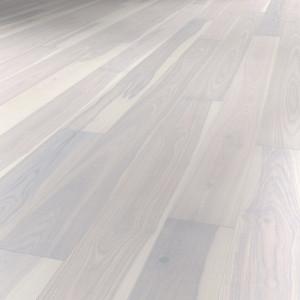 Паркетная доска Ter Hürne (Терхюрне) A04 Ясень Азур белый
