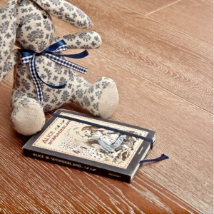 Паркетная доска Goodwin (Гудвин) Дуб Роха брашированный