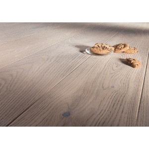 Паркетная доска Barlinek Дуб Biscuits (Барлинек Дуб Бисквитс)