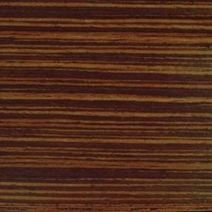 Плинтус шпонированный Венге полосатый