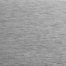 Плинтус шпонированный Алюминий светлый