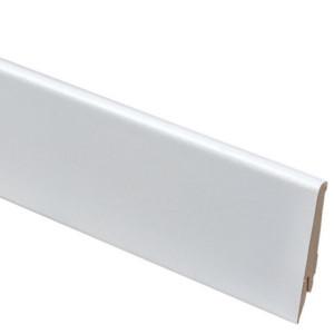 Плинтус Greff 1004 Белый глянец