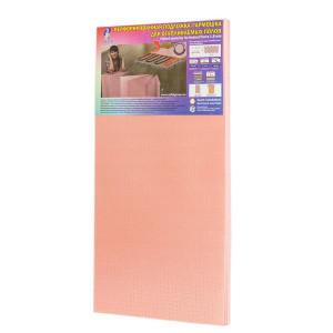 Перфорированная подложка-гармошка для отапливаемых полов Solid 1,8 мм